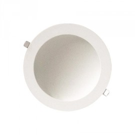 DOWNLIGHT REDONDO 24W BLANCO LUZ OCULTA