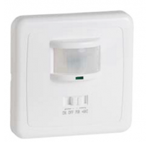 Sensor de  movimiento mecanismo para pared IP44