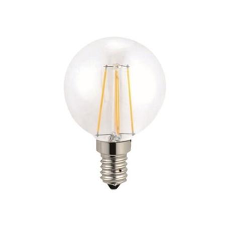 Bombilla led esférica E14 4W 380Lm