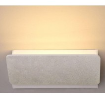 BAÑADOR DE PARED BLANCO 6W LUZ ORIENTABLE