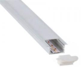 Perfil aluminio empotrar XL