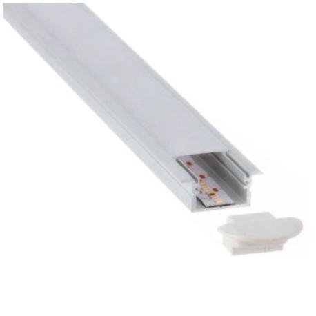 PERFIL LED ALUMINIO EMPOTRAR XL