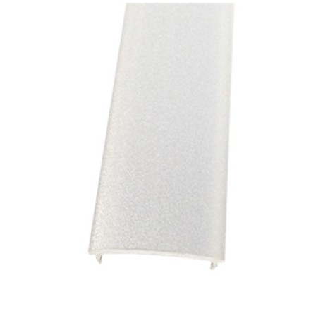 DIFUSOR GLASEADO PERFIL LED
