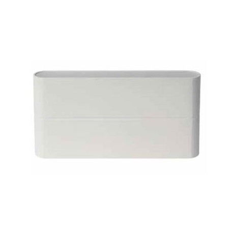 APLIQUE BAÑADOR DE PARED LED BLANCO 12W