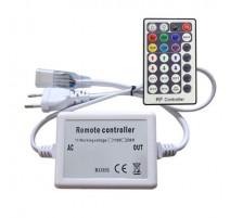 Controlador tira led 220V RGB RF 28 botones