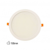 DOWNLIGHT LED REDONDO 25W BLANCO CORTE 190MM