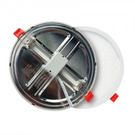 Downlight led redondo 15W blanco con corte ajustable