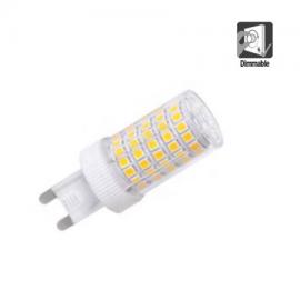 Bombilla led G9 8,5W 220V 360º regulable