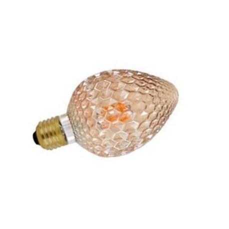 Bombilla led decorative E27 4W vintage 400Lm