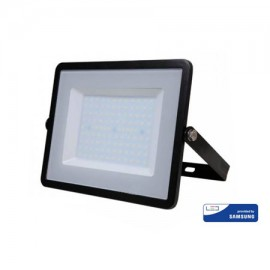 Foco led SMD 100W negro Chip Samsung