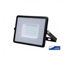 Foco led SMD 30W negro Chip Samsung