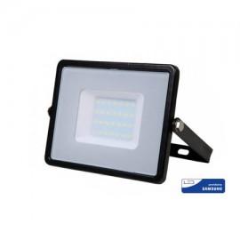 Foco led SMD 20W negro Chip Samsung