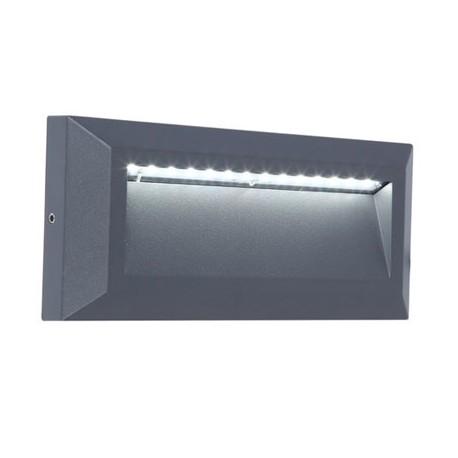 APLIQUE LED DE PARED EXTERIOR HELENA  10.5W 400Lm 4000K
