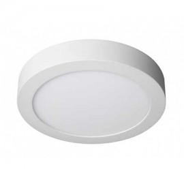 Plafón led redondo 20W blanco 225mm 2000Lm