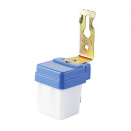 Sensor crepuscular con célula fotoeléctrica