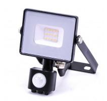 Foco led 10W Chip Samsung con sensor de presencia