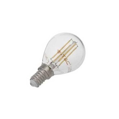 Bombilla led E14 4W filamento regulable