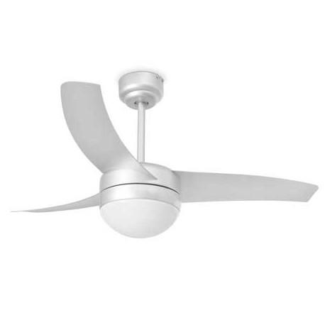 Ventilador de techo EASY plata