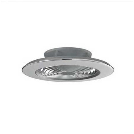 Ventilador de techo ALISIO plata