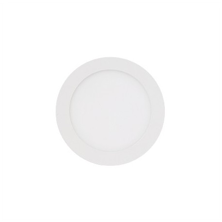 DOWNLIGHT EXTRA PLANO REDONDO BLANCO 12W