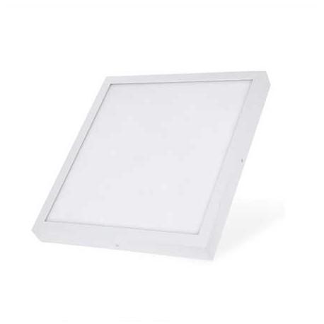 Plafon led superficie cuadrado 48W blanco