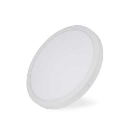 Plafon led superficie 36W blanco