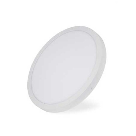 Plafon led superficie 25W blanco