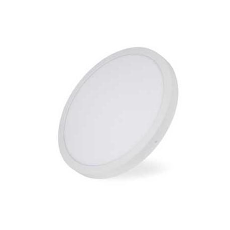 Plafon led superficie 18W blanco