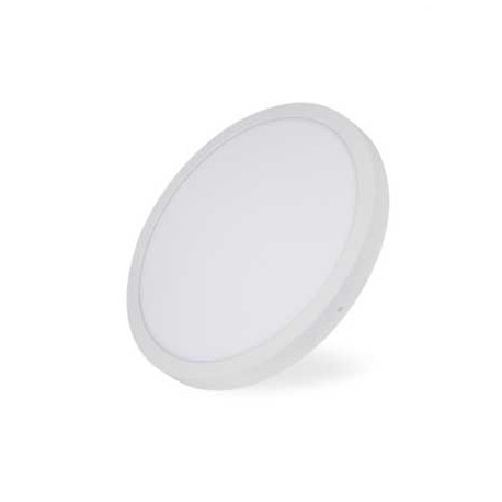 Plafon led superficie 12W blanco