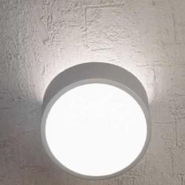 Aplique/Plafón de pared redondo para 2 bombillas G9 de Mantra
