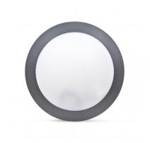 Aplique BERTA de Fumagalli para techo o pared gris oscuro