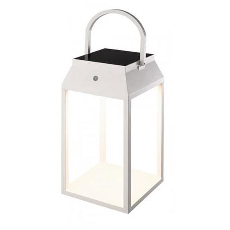 Lampara solar portátil SAPPORO blanca