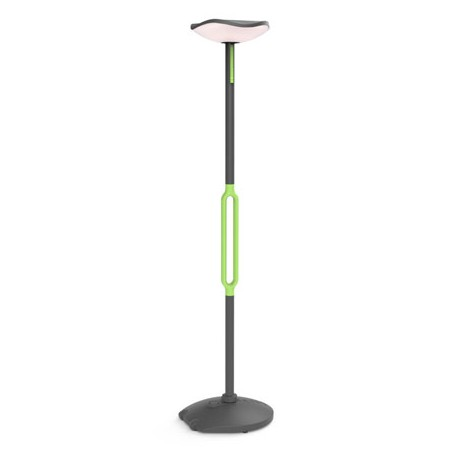 Lámpara portátil solar  con altavoz bluetooth 8W 500Lm