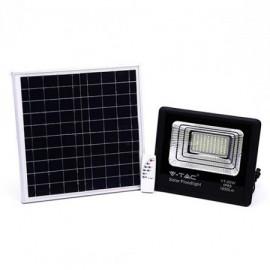 Foco proyector led solar 60W 6000K