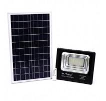 Foco proyector led solar 100W