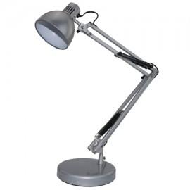 Lámpara de led de escritorio 6W 360Lm plata 4000K