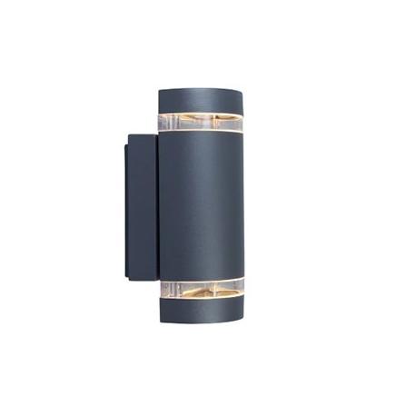 Lutec aplique de pared  FOCUS para 2 bombillas GU10