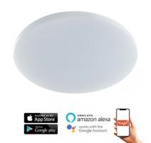 Plafón LED SmartHome 24W 2400Lm Wifi App de ledme.
