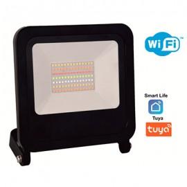 Proyector led inteligente RGB 30W 2250Lm