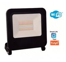 Proyector led inteligente RGB 30W 2250Lm con sensor de movimiento