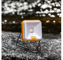 Lámpara portátil Solar Cube . Proyecto Light Humanity