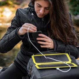 Solar Folder . Proyecto Light Humanity