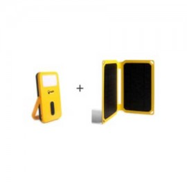 Pack solar Eco Friendly . Proyecto Light Humanity