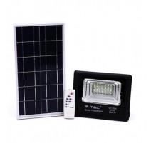 Foco proyector led solar 25W