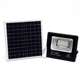 Foco proyector led solar 60W 4000K