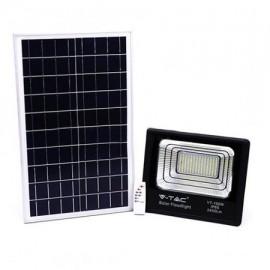 Foco proyector led solar 100W 4000K