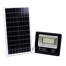 Foco proyector led solar 300W 6000K