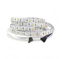 Tira led RGB+ Blanco frío SMD5050 60L/m 12V IP20