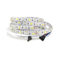 Tira led RGB+ Blanco natural SMD5050 60L/m 12V IP20
