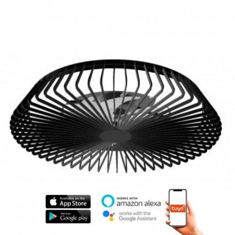 Ventilador de techo HIMALAYA negro